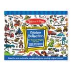 Blue Sticker Collection - Melissa & Doug