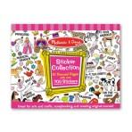 Pink Sticker Collection - Melissa & Doug
