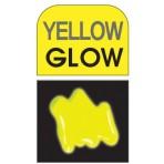 Glass Deco Glow Sunny Yellow 60ml bottle
