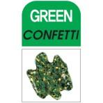Glass Deco Green Confetti 60ml bottle