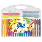 24pk Gel Crayons - Colorix
