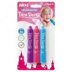 Face Deco - 3 pack