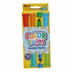 Colour Twins Markers - 16 pack