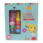 Animals Oodle Doodle Crayon Set
