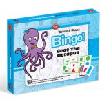 Beat the Octopus Bingo - Colour & Shape