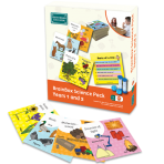 Science Pack 1 and 2 - Brainbox