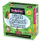 1st Animal Homes Preschool - Brainbox