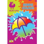 Kiddie Colour 1 - Buki Activity 1116