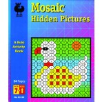 Mosaic Hidden Pictures 2 - Buki Activity 1150
