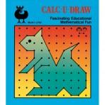 Calc-u-Draw 3 (8-9 years) - Buki Activity 1172