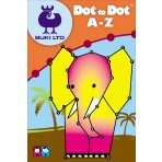 Dot to Dot A-Z - Buki Activity 1201