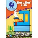 Dot to Dot 1-10 - Buki Activity 1215