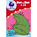 Dot to Dot 1-15 - Buki Activity 1216