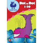 Dot to Dot 1-20 - Buki Activity 1217