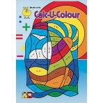 Calc-u-colour 1 - Buki Activity 1241