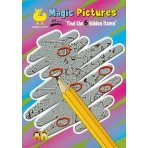 Magic Pictures - 6 Hidden Items - Buki Activity 1244