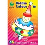 Kiddie Colour In - Buki Activity 1252