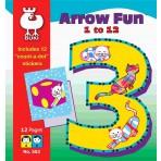 Arrow Fun 1-12- Buki Activity 553