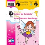 Fairy Colour By Symbol - Mini 8004
