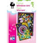Fairy Window Art - Medium 8011