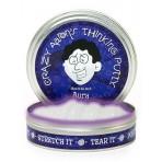 Aura Glow in the Dark 2inch Tin - Thinking Putty