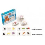 Consonant Snap - Pack A & B 160 Cards