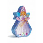 Fairy & Unicorn Silhouette Puzzle