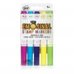 Emojinal Stamp Markers 5pk