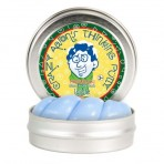 Icicle Glow in the Dark 2inch Tin Holiday Theme - Thinking Putty