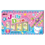 Jelly Deco - 6 Colours