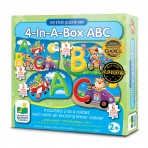 ABC - 4 In A box Puzzles