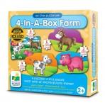 Farm - 4 In A box Puzzles