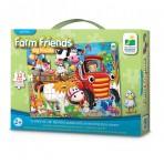Farm Friends - My First Big Floor Puzzle