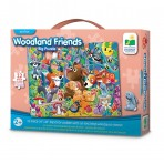 Woodland Friends - My First Big Floor Puzzle