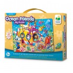 Ocean Friends - My First Big Floor Puzzle