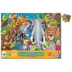 Animals of the World - 48 Piece Tray Puzzle