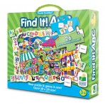 Find It! ABC - Puzzle Doubles