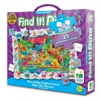 Find It! Dinosaurs - Puzzle Doubles