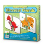 Dinosaur Friends - My First Match It