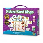 Picture Word Bingo - Match It!