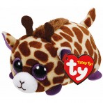 Mabs the Brown Giraffe - Teeny Tys