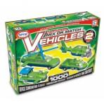 Set 2 - Magnetic Mix & Match Vehicles