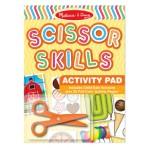 Scissor Skills Activity Pad - M & D