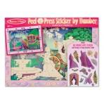 Fairytale Princess - Peel & Press - M & D
