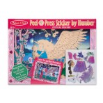 Mystical Unicorn Peel & Press Sticker