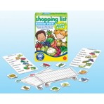 Fruit & Vegetables Booster Pack - Shopping List Game - Orchard Toys