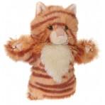 Cat - Ginger - Hand Puppet