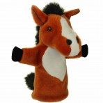 Horse - Brown - Hand Puppet