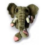 Elephant - Finger Puppet