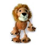 Lion - Finger Puppet